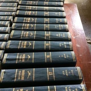 encyclopedi america / エンサンクロペディアアメリカ アメリカ大百科辞典 全30巻 - 本/CD/DVD
