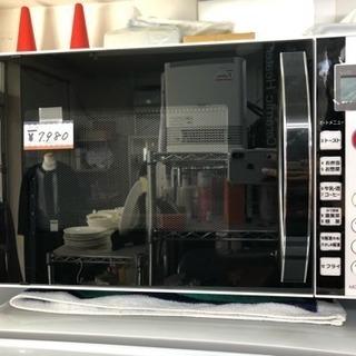 山善 電子レンジ MOR-M166 2014年式