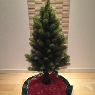 クリスマスツリーセット 90cm