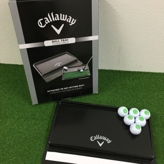 キャロウェイ ボールトレー(callaway ball tray)
