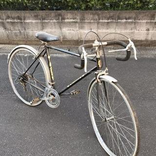 【お取引感謝】鹿児島発・鳳凰自転車・27インチ・旧車ロード?・ジャ...