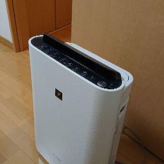 シャープ 加湿空気清浄機 プラズマクラスターKC-F50