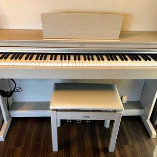 ヤマハ 電子ピアノ YDP-163 WA
