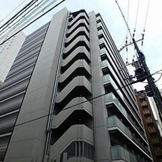 堺筋本町10分 家賃34,000円 共益費5,000円 24.1㎡ 1K