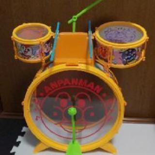 アンパンマン、ドラム