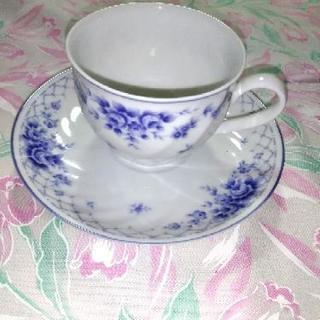 コーヒーカップセット 5客 千趣会食器全て買って下さる方値下げい...