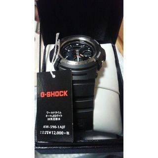 【新品・値下げ】 CASIO G-SHOCK AW-590-1A...