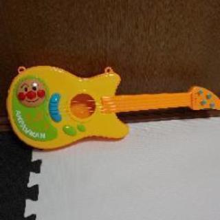 アンパンマン、ギター