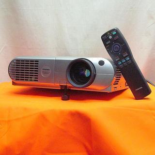 【お取引中】書画カメラ機能付きプロジェクター TLP-471