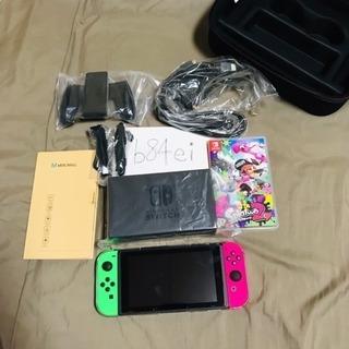 Nintendo Switch スプラトゥーン2セット スプラトゥ...