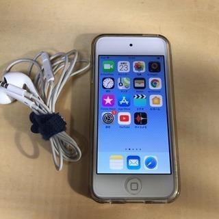 iPod touch 16GB 第6世代 ブルー ケース 純正イ...