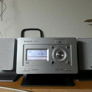 Panasonic  オーディオ CD.SD   D-dock ...