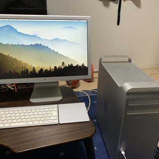mac pro Early 2009 ディスプレイセット