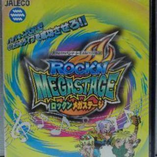 PS2 ロックンメガステージ(Rock'n MEGASTAGE)コ...