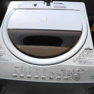 東芝 TOSHIBA AW-6G5(W) [全自動洗濯機 …