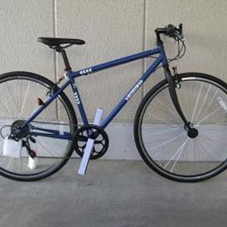 〔新品大特価〕クロスバイク(シークレットコード700・6段変速)