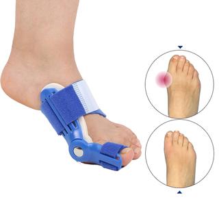 新品 外反母趾 治療 補正器具 左右セット 傷み 緩和 矯…