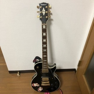 エレキギター バスカーズ busker's 中古品