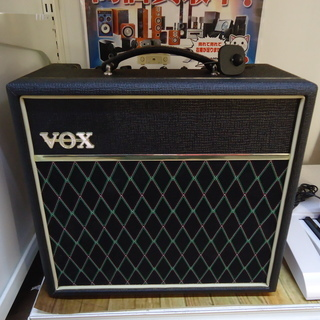 【エコプラス小倉南】VOX ギターアンプ V9168 中古品