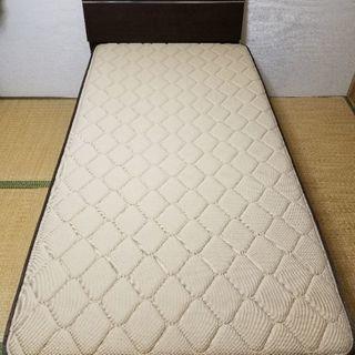 引き出し付きベッド(マットレスセット)