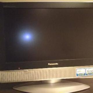テレビ Panasonic 26型