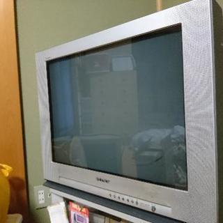 SONY 25型 ブラウン管テレビ