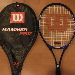 ジュニア用?テニスラケット Wilson