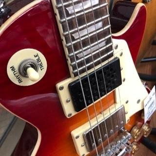 アンプ内蔵のエレキギター grass roots 保証もあ…