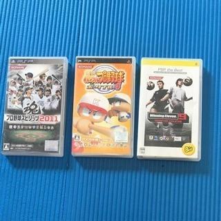 PSP ソフト プロ野球スピリッツ パワプロ