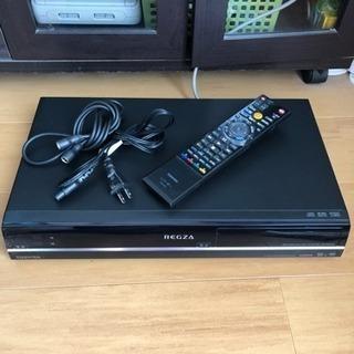 東芝 REGZA HDD・DVDレコーダー