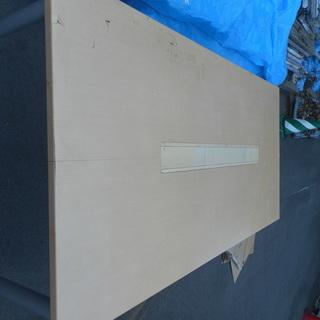 値下げ会議用テーブル 120cm×240cm H70cm