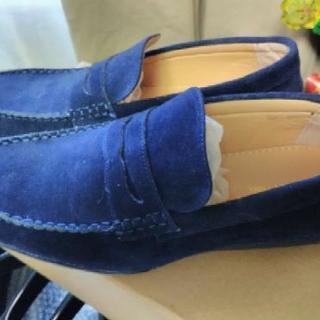 LASUU&FRISSの靴新品
