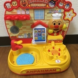 お問い合わせ中!!アンパンマン キッチン