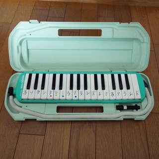 鍵盤ハーモニカ【中古】 SUZUKI MX-32