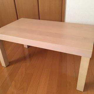 ローテーブル 美品 サイドテーブル