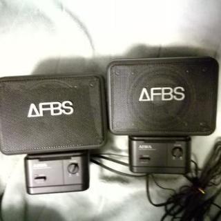 AIWA スピーカー AFB-7の画像