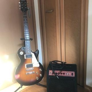 値下げしましたエピフォン ギター すぐ始められるセット