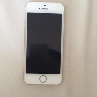 iPhone5s    2台🉐今だけ値下げ11月末まで🉐