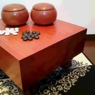 囲碁盤 碁石