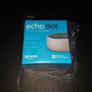★最新 第3世代 Amazon echo dot 新色 (≡・x...