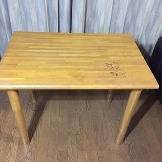 ダイニングテーブル♪木製♪