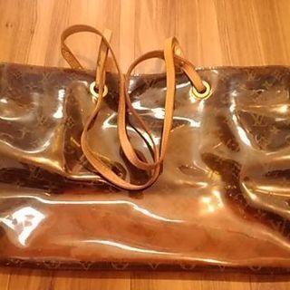 ルイ・ヴィトンサマータイプ大きな透明型のかばん