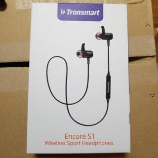 Tronsmart Bluetooth ワイヤレスイヤホン 高音...