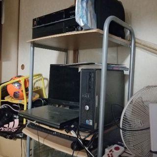 パソコン台 無料