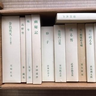 文芸小説 <復刻版> 21冊 -------  ①