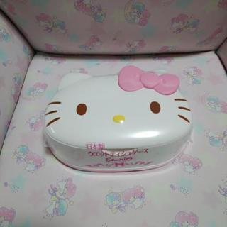 キティ ウェットティッシュケース①