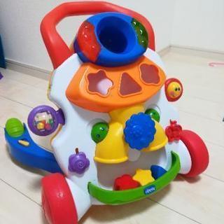Chicco 手押し車 歩行機 おもちゃ