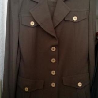 イタリア製スーツ ダークブラウン