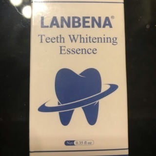 lanbena セルフホワイトニング液