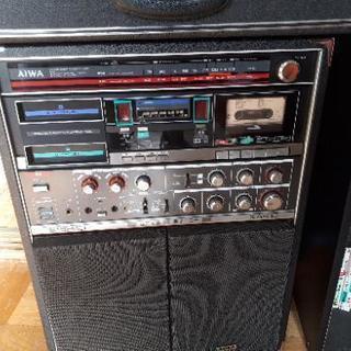 💴⤵️‼️懐かし昭和の8トラックのカラオケとカセットテープのセット
